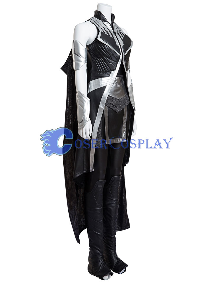 Storm Ororo Munroe Cosplay Costume Movie Film