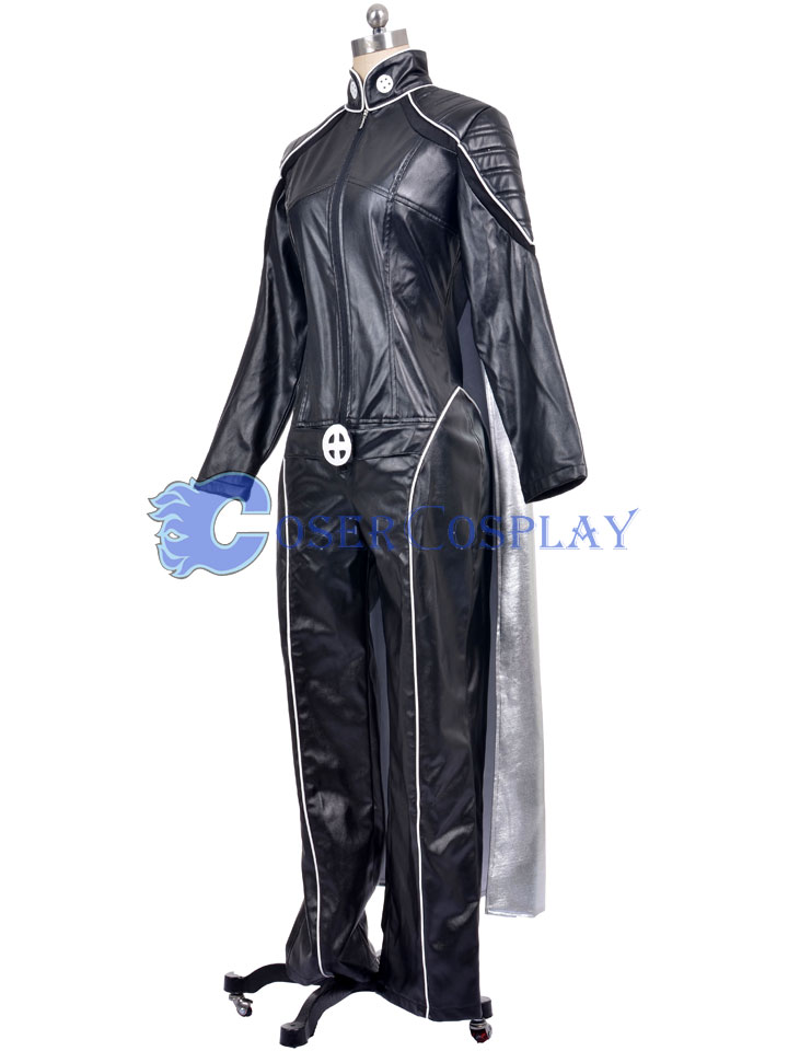 Storm Ororo Munroe Cosplay Costume With Cape