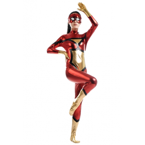 Superhero Cosplay Costume For Women