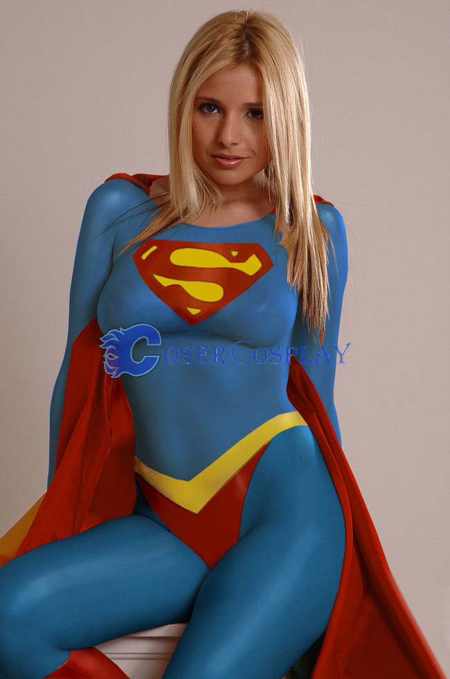 womens superman costume | eBay