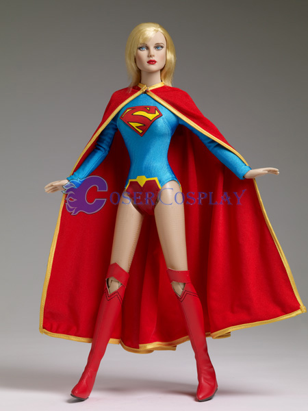 Superman Cosplay Costume For Women Halloween