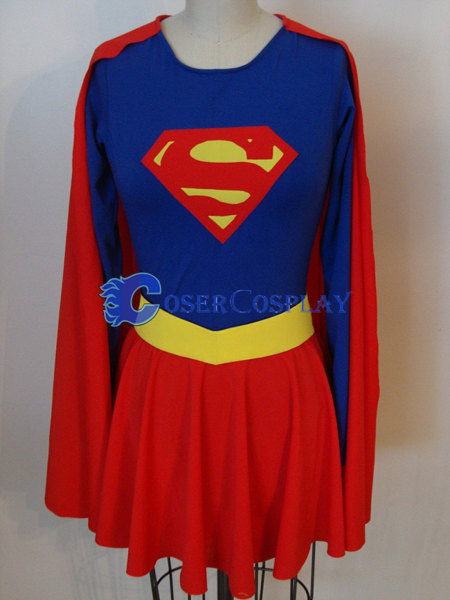 Superman Costume Girl Halloween Costumes For Women