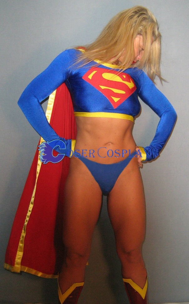 Superwoman Sexy Halloween Costumes For Women Hot