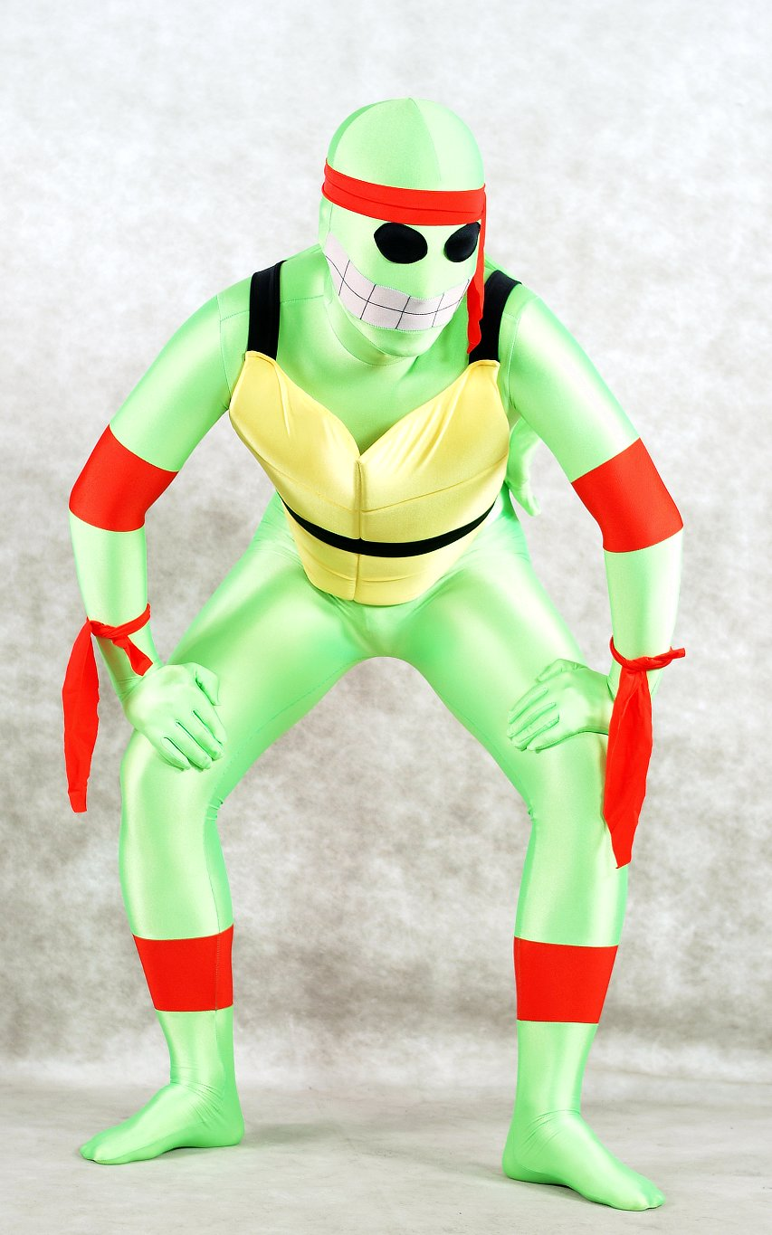 Teenage Mutant Ninja Turtles Cosplay Costume
