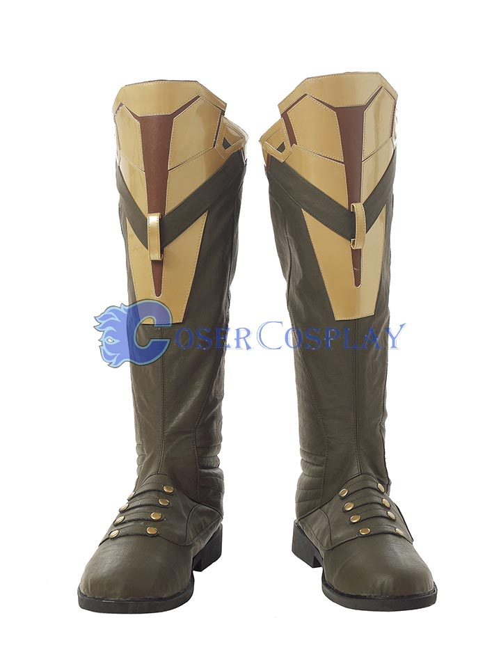 Thanos Cosplay Boots 180530