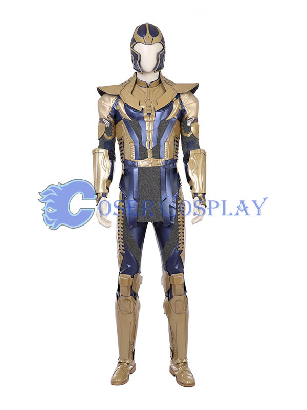 Thanos Cosplay Costume 2018 Halloween