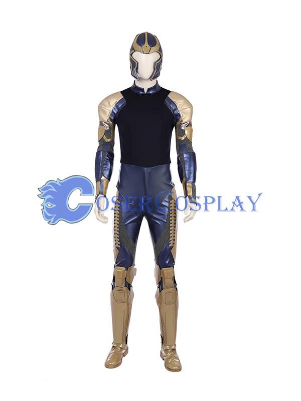 Thanos Cosplay Costume 2018 Halloween