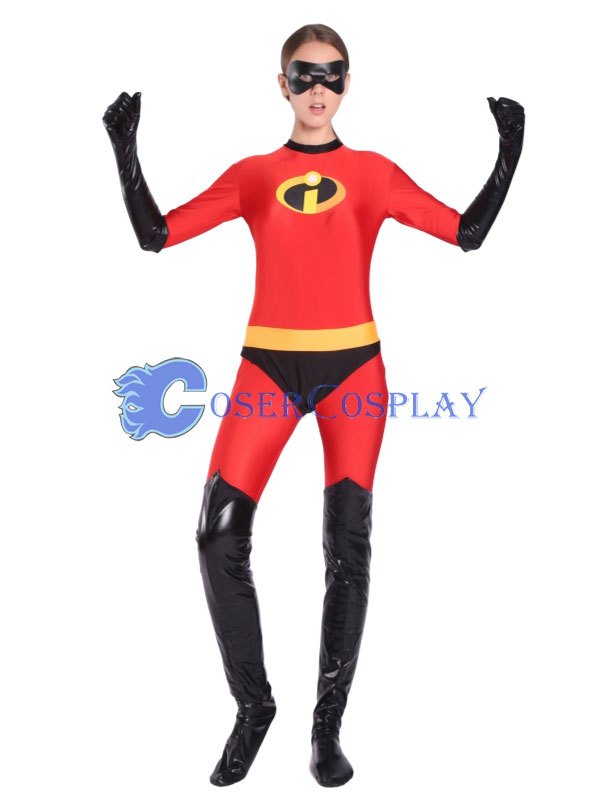 the incredibles elastigirl helen parr sexy halloween costumes