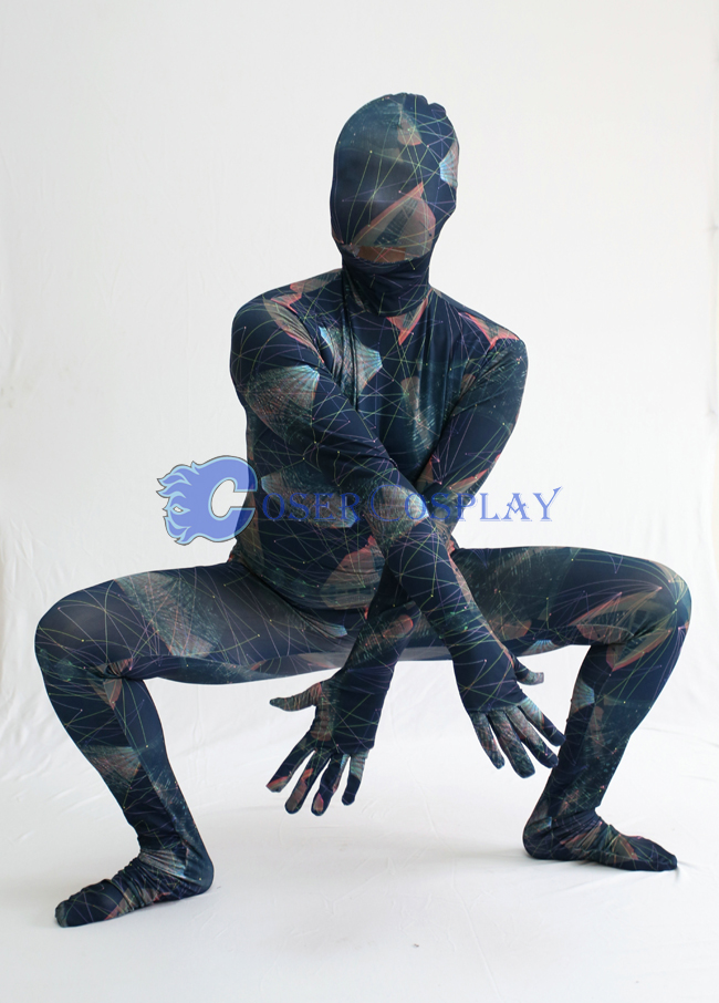 Unique Zentai Halloween Costume Ideas