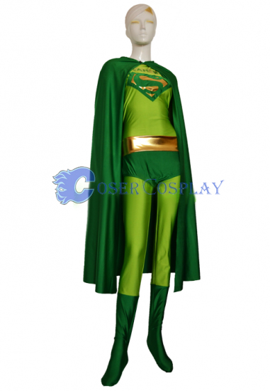 Unisex Superman Cosplay Costume