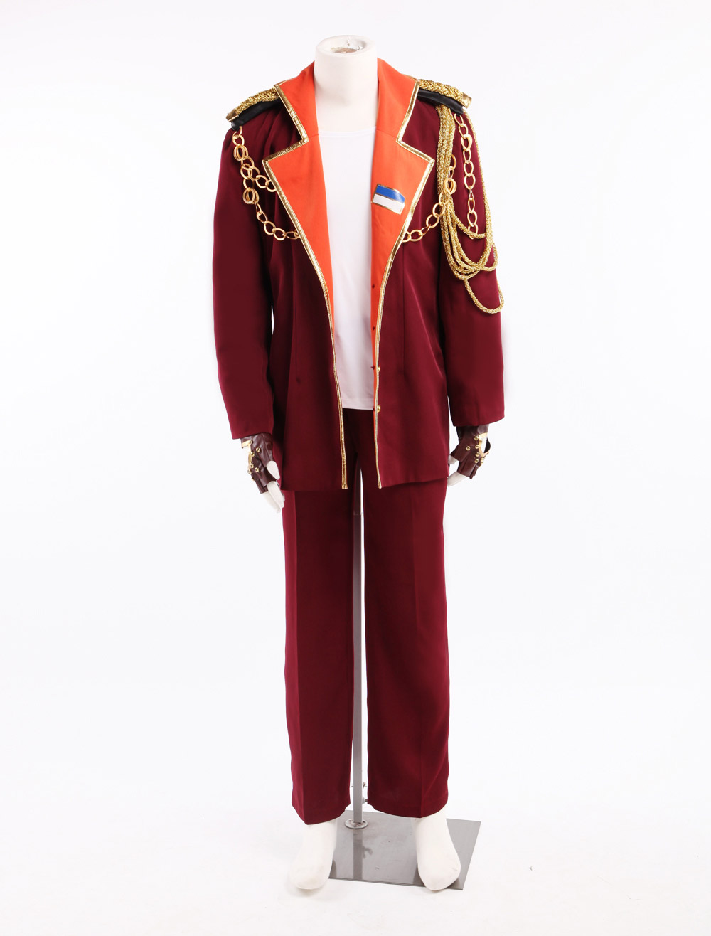 Uta no Prince sama Jinguuji Ren Military uniform Cosplay Costume