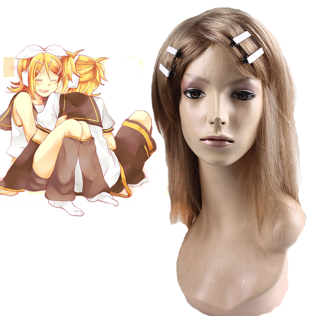VOCALOID 2 Kagamine Rin White Head Pieces Cosplay Props