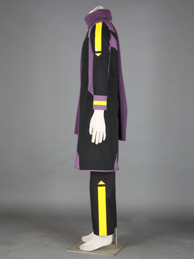 Vocaloid  Purple TAITO Cosplay Costume