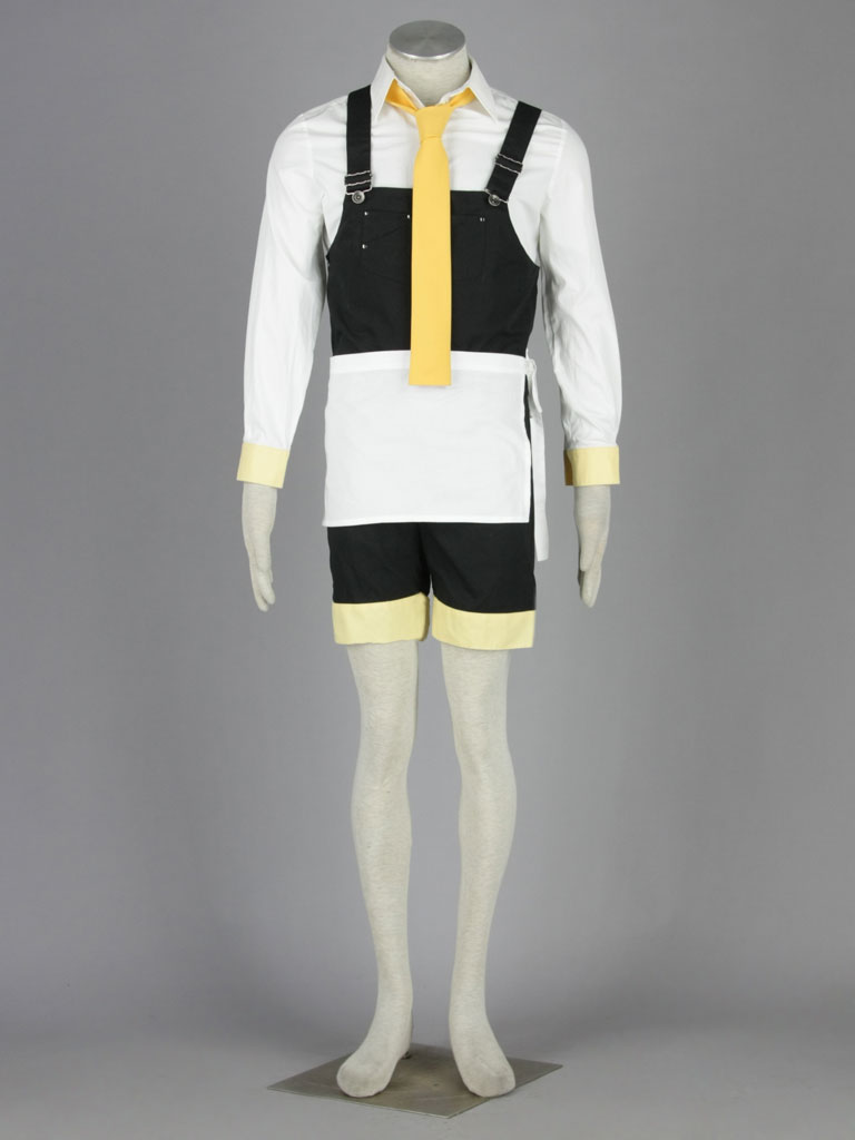 Vocaloid Alice Kagamine Len Cosplay Costume