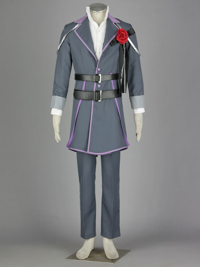 Vocaloid Dark Gakupo Cosplay Costume
