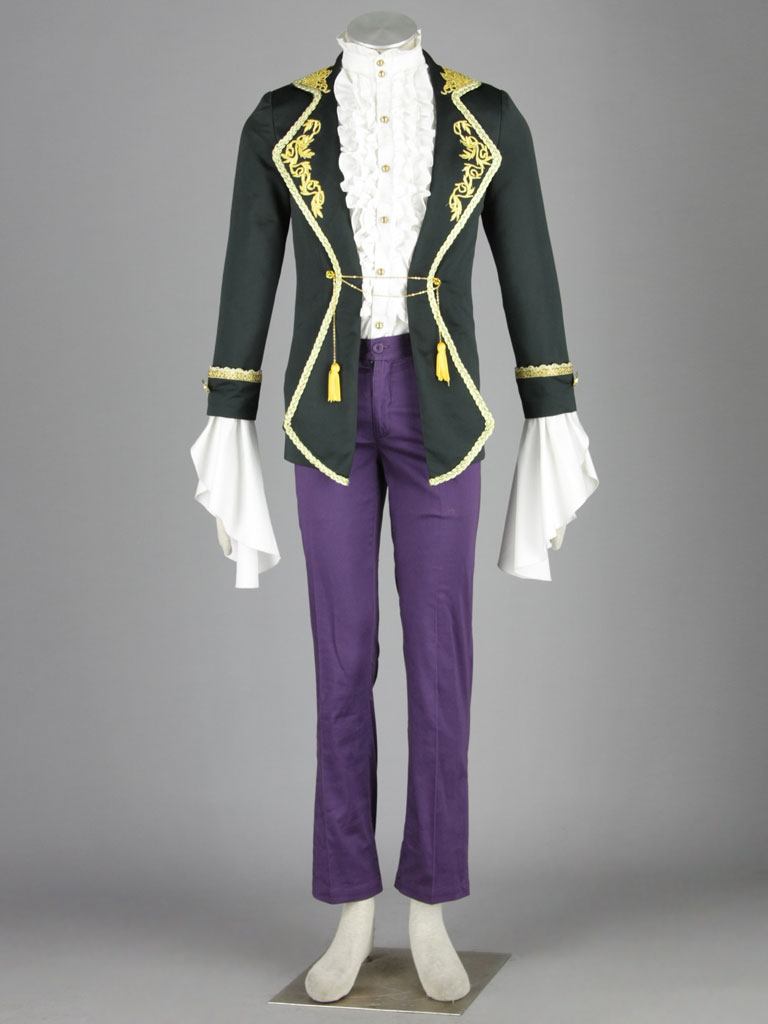 Vocaloid Gakupo Cosplay Costume