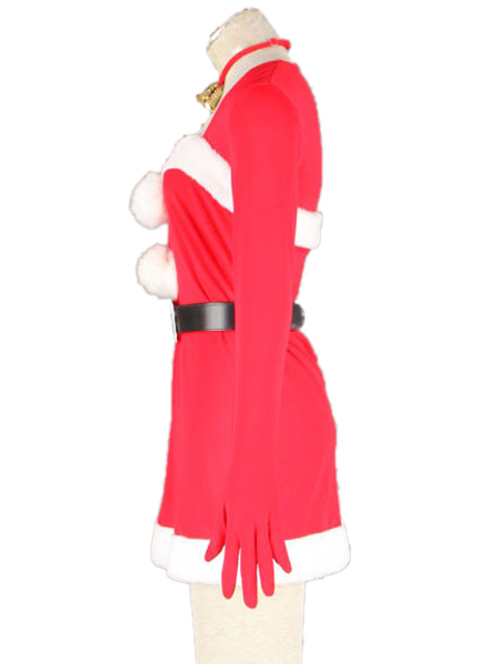 Vocaloid Hatsune Miku Christmas Cosplay Costume