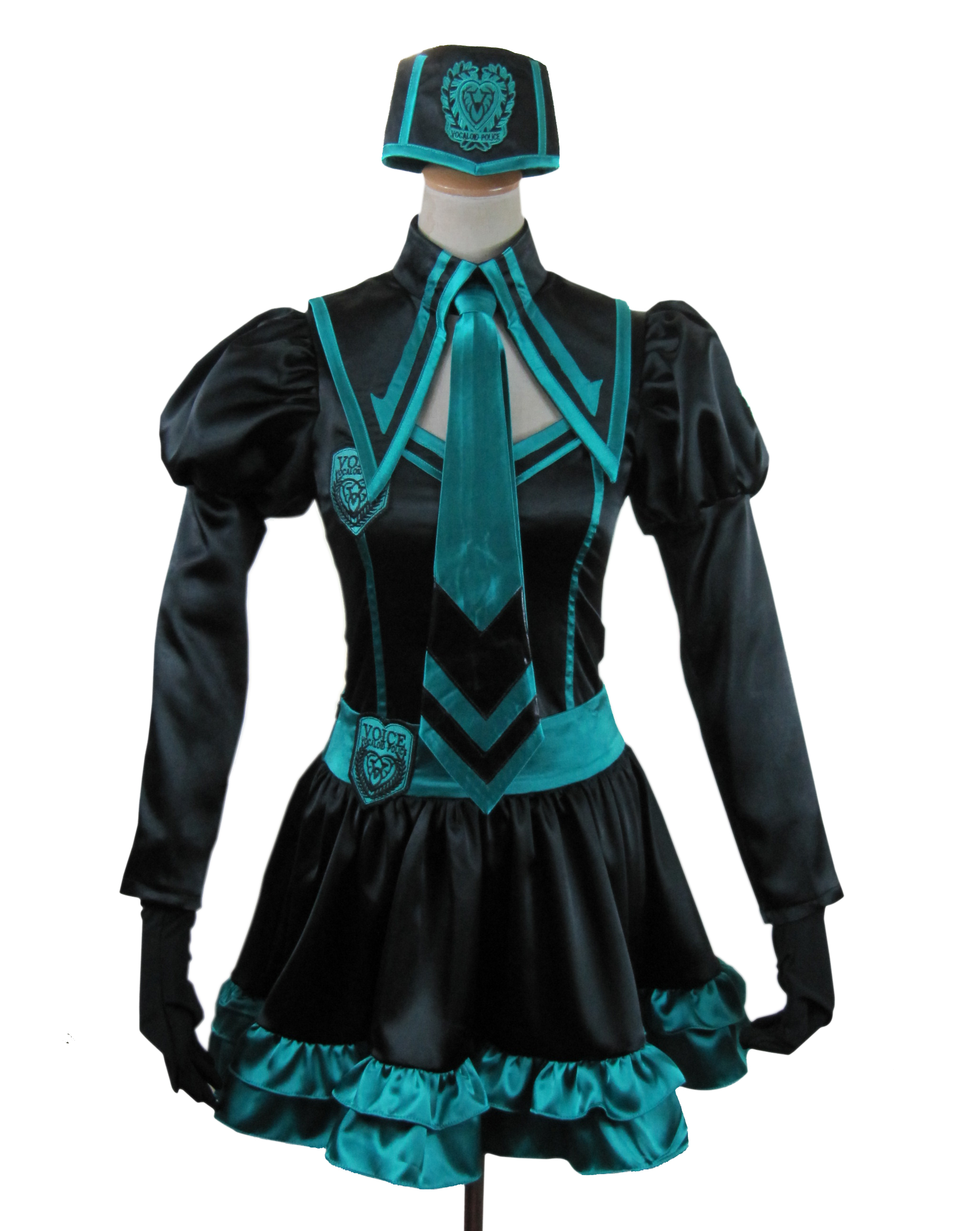Vocaloid Hatsune Miku Love Philosophy MV Cosplay Costume