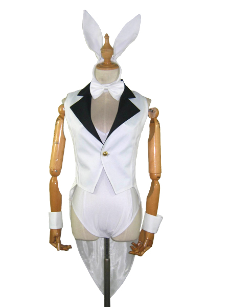 Vocaloid Kagamine Rin Rabbit Girls Cosplay Costume
