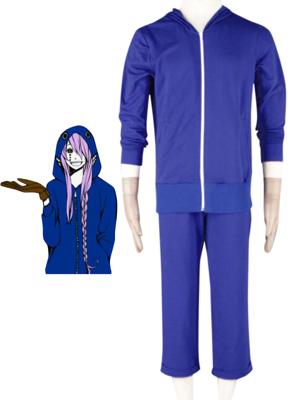 Vocaloid Matryoshka doll Kamui Gakupo Cosplay Costume
