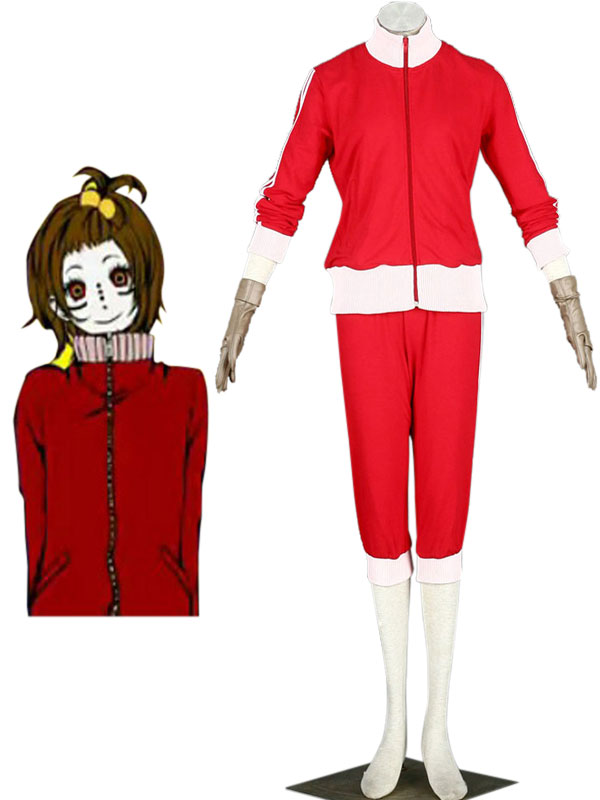 Vocaloid Matryoshka doll MEIKO Cosplay Costumes