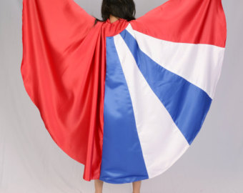 Z Wonder Woman Cosplay Cape 16091808