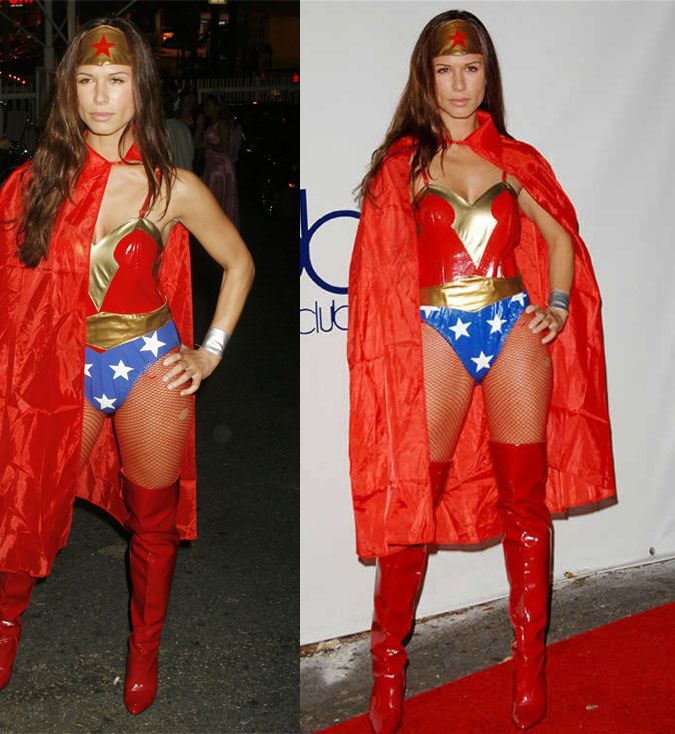 Wonder Woman Costume For Halloween With Cape 16091755