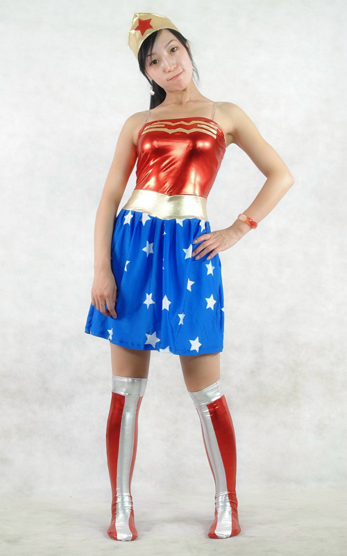 Wonder Woman Halloween Costumes For Women 16091405