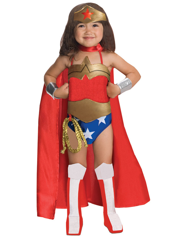 Wonder Woman Kids Halloween Costumes 16091712