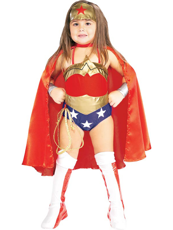 Wonder Woman Kids Halloween Costumes 16091741