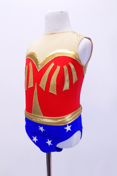 Wonder Woman Kids Halloween Costumes 16091753