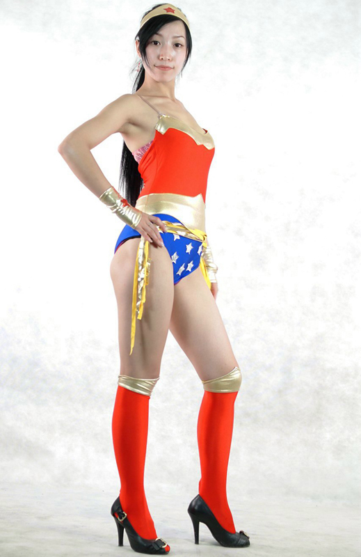 Wonder Woman Sexy Costumes For Halloween 16091412