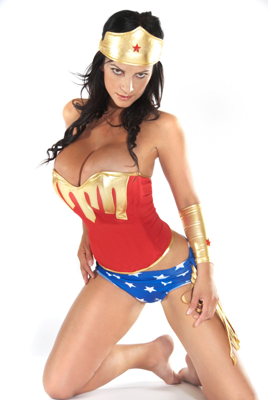 Wonder Woman Sexy Halloween Costumes For Women 16091707