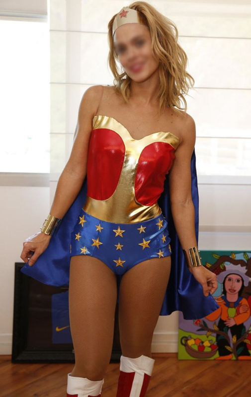 Wonder Woman Sexy Halloween Costumes For Women 16091717