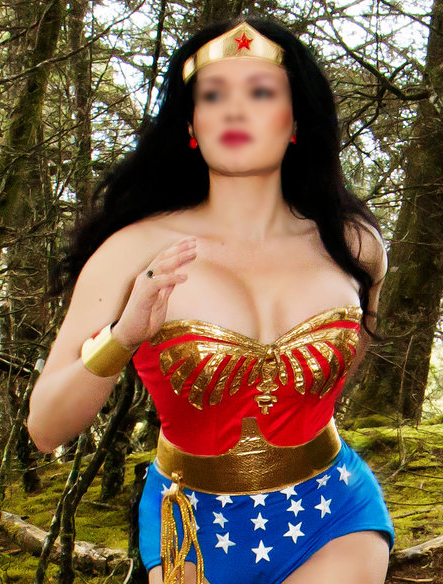 Wonder Woman Sexy Halloween Costumes For Women 16091728