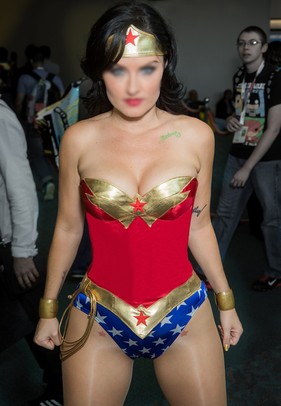 Wonder Woman Sexy Halloween Costumes For Women 16091732