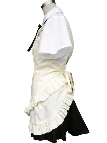Working!!Wagnaria Servers Maid Cosplay Costume