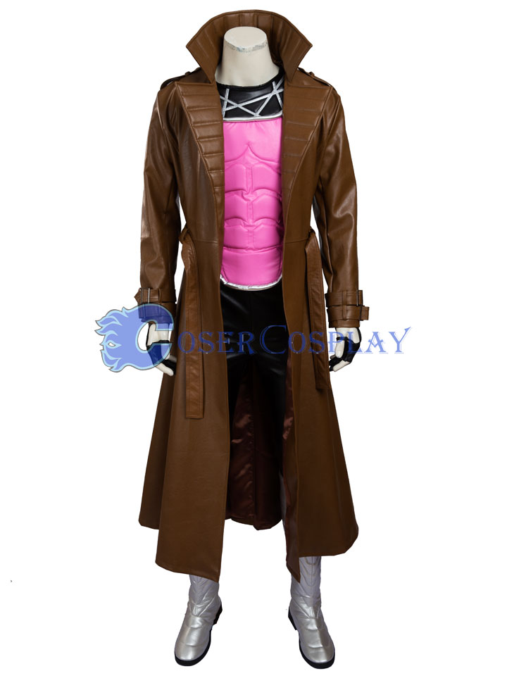 X MEN Gambit Halloween Costume Idea