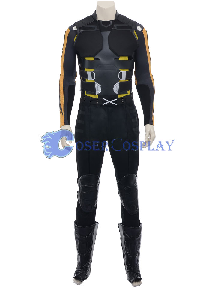 X MEN Wolverine James Howlett Logan Cosplay Costume