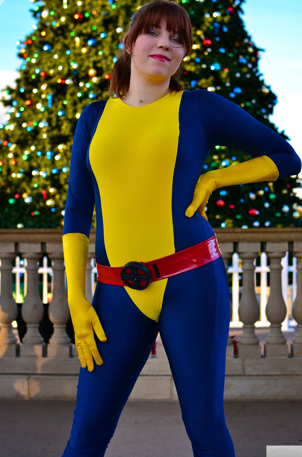 X- Men Kitty Pryde Shadowcat Halloween Catsuits