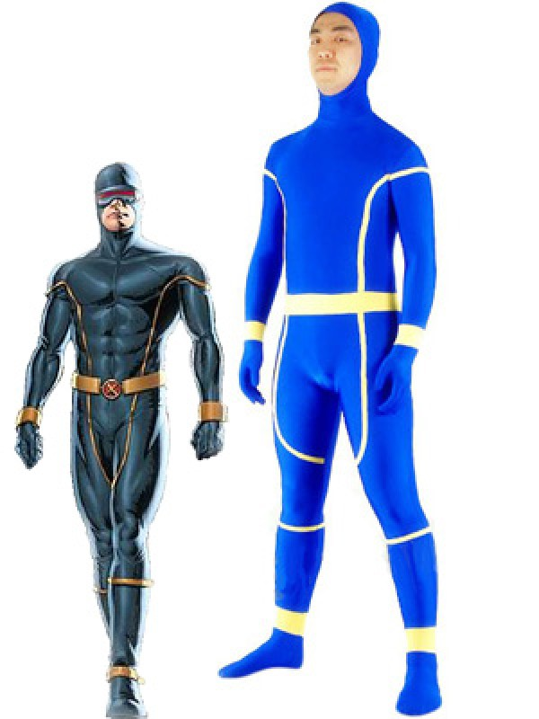 X-Men Cyclops Cosplay Costumes Zentai