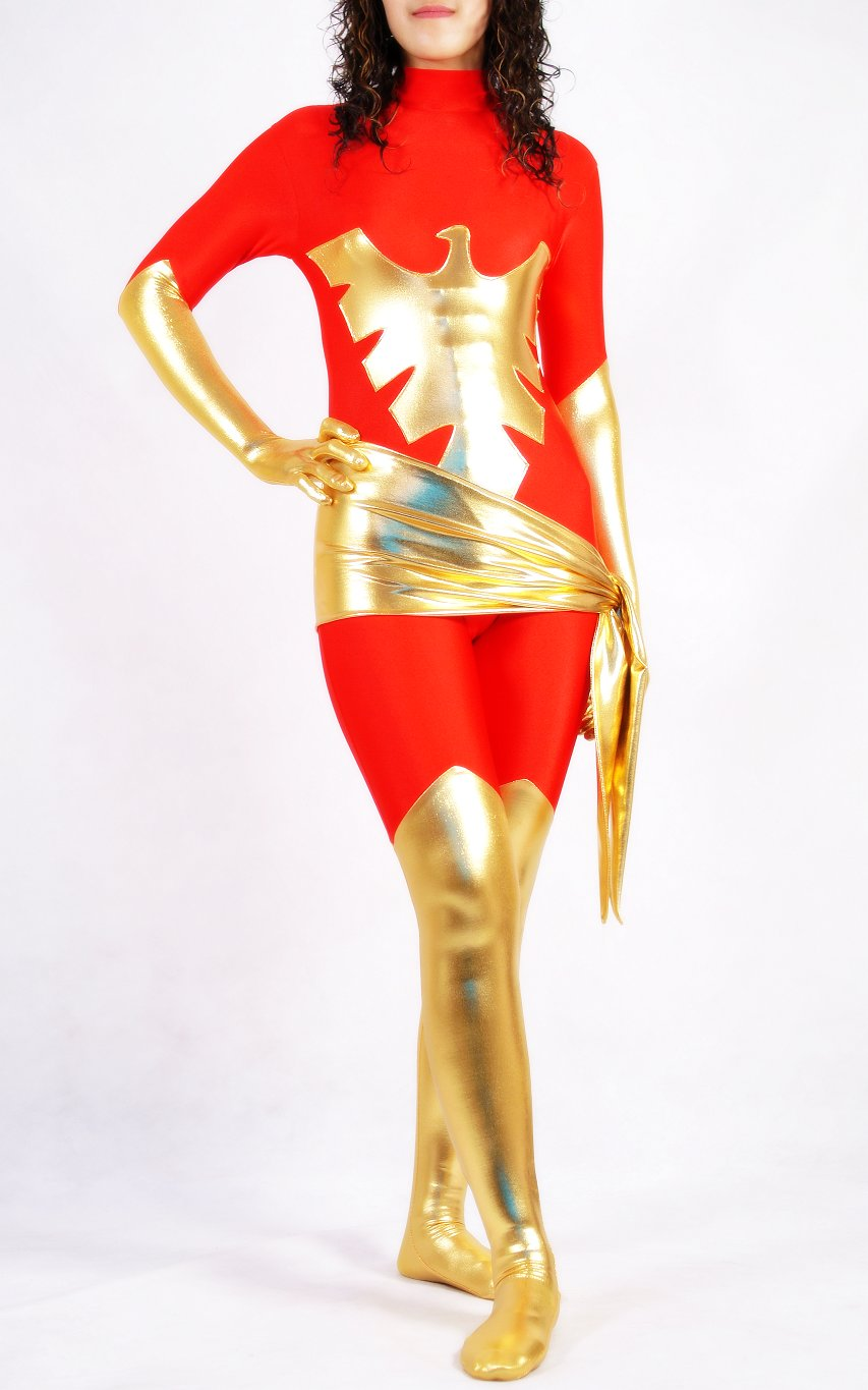 X-Men Dark Phoenix Jean Grey Halloween Costume