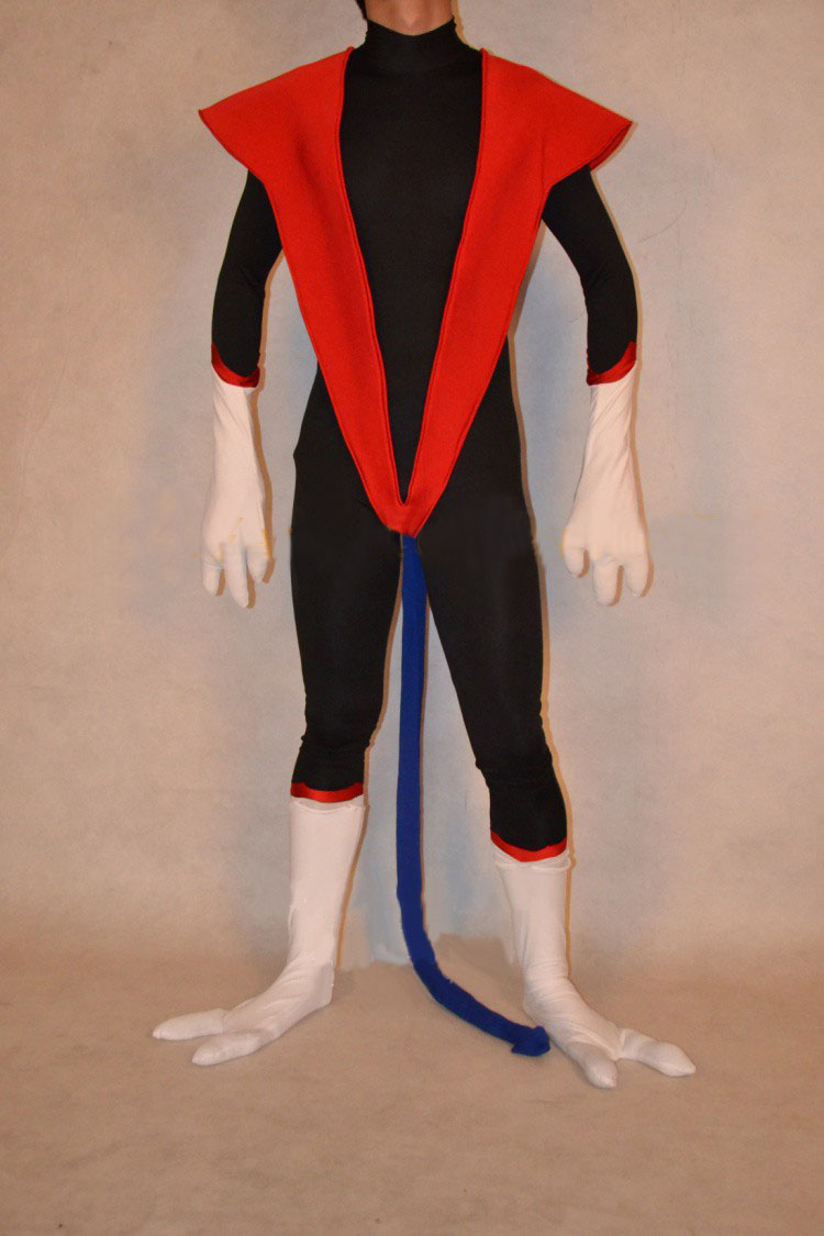 X-Men Nightcrawler Kurt Wagner Cosplay Costume