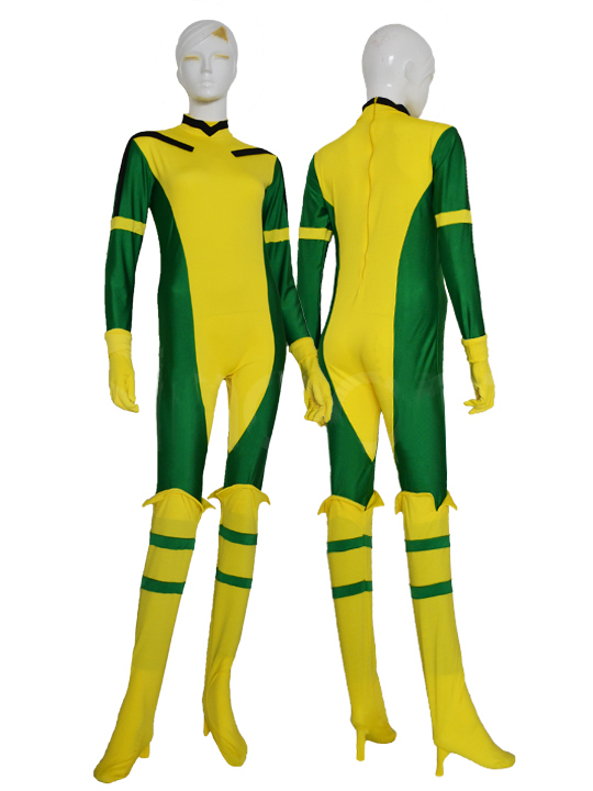 X-Men Rogue Cosplay Costume Costume