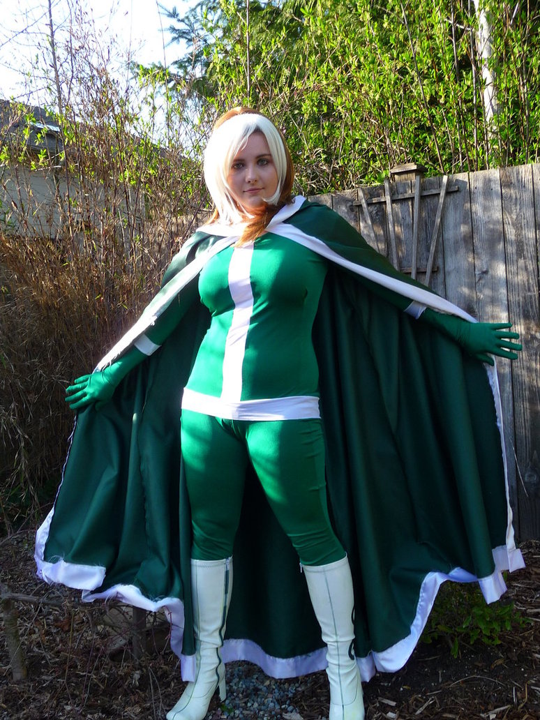 X-Men Rogue Halloween Costumes For Women