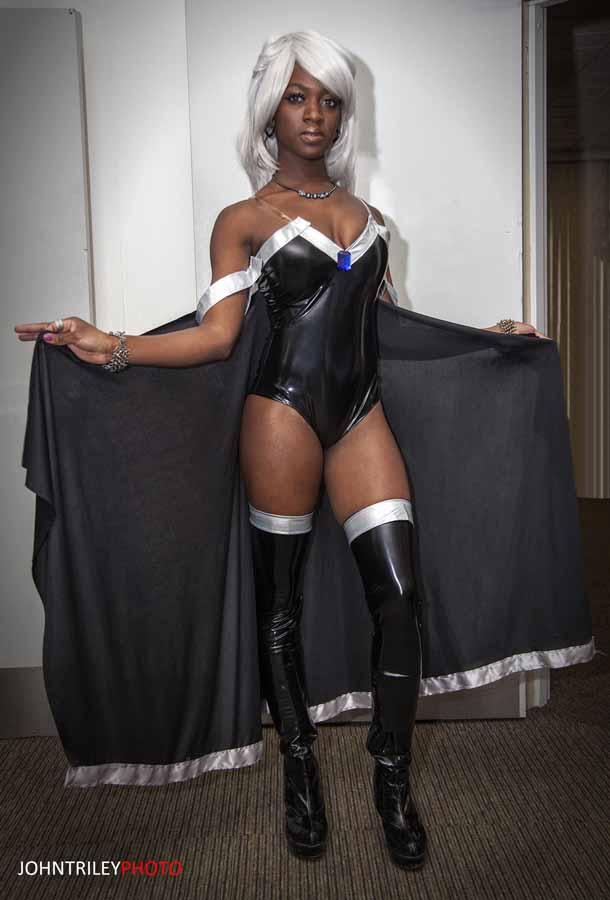 X-Men Storm Ororo Munroe Women Costumes Cosplay