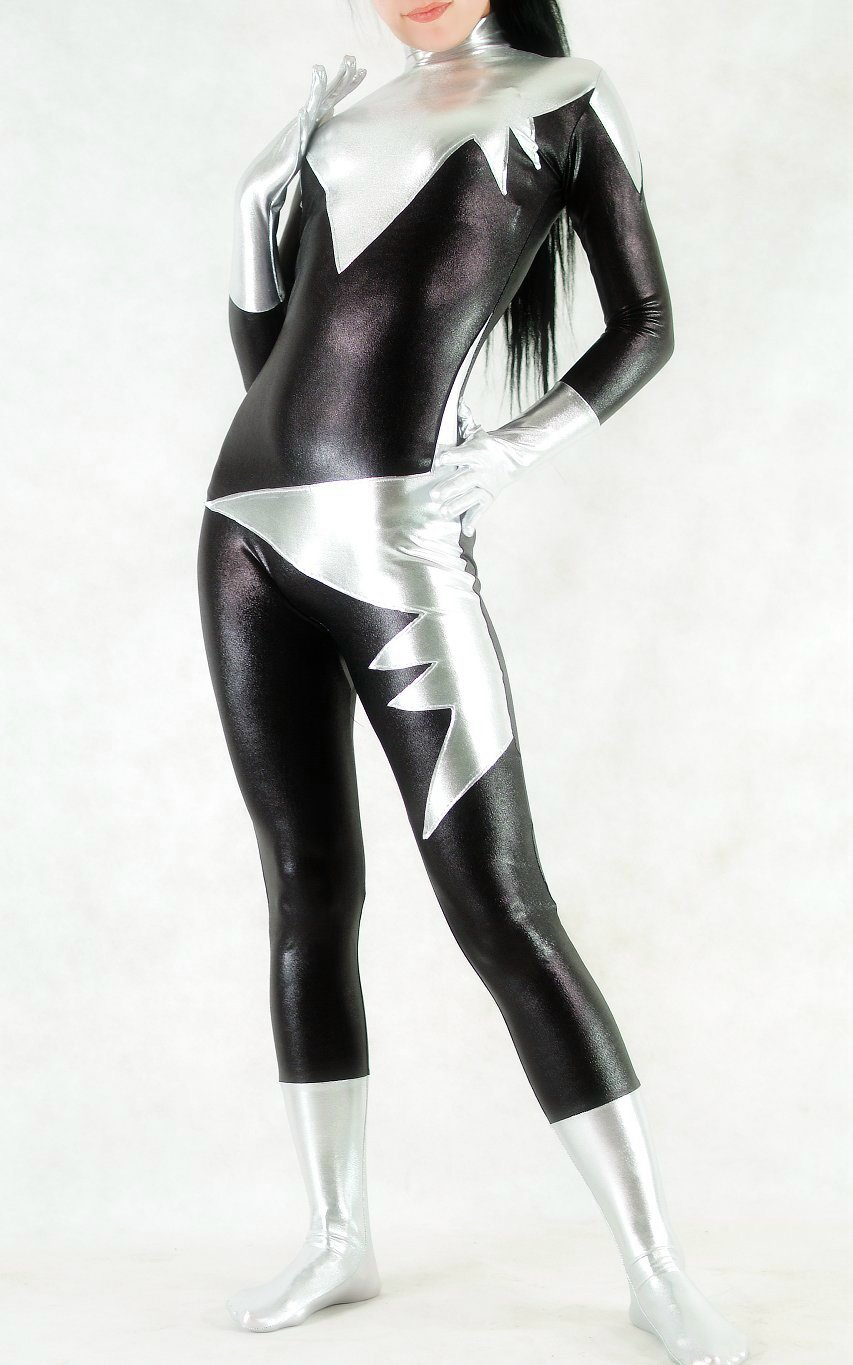 X-men Aurora Catsuit Cosplay Costume