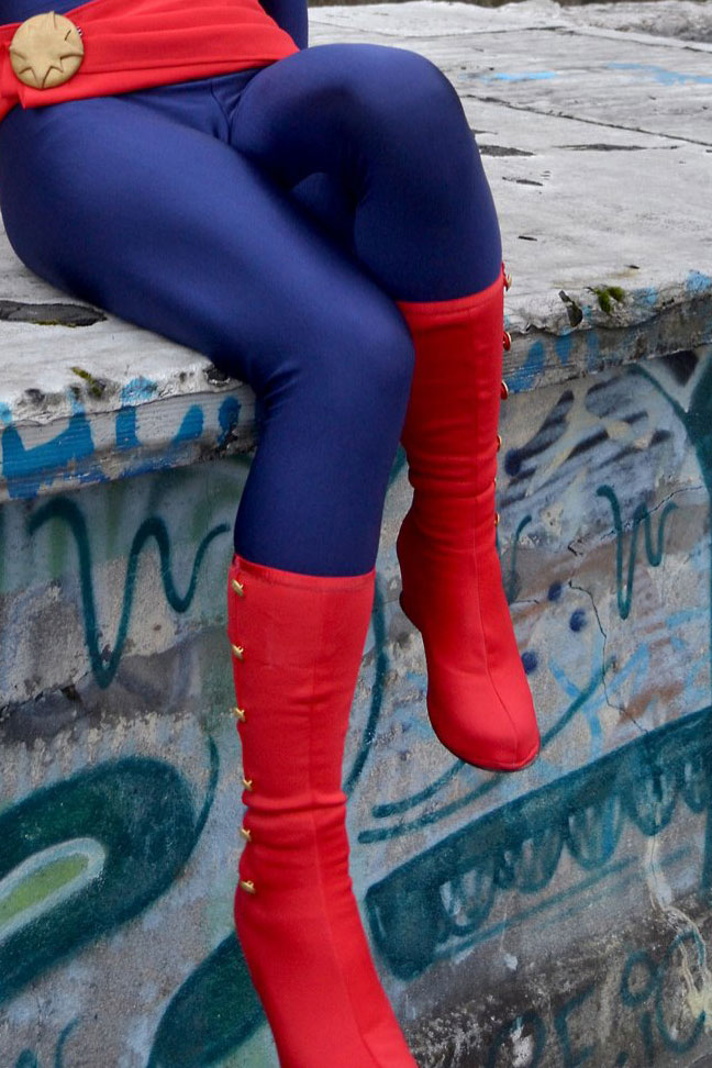 Z Ms Marvel Carol Danvers Sexy Thigh High Boots Cosercosplay Com Cosplayclass offers high quality cosplay costume, anime cosplay movie costume game costume, cosplay shoes, cosplay wig, cosplay boots, cosplay accessories. z ms marvel carol danvers sexy thigh
