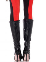 Z15112103 Harley Quinn Cosplay Boots