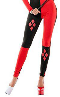 Z15112107 Harley Quinn Cosplay Pumps